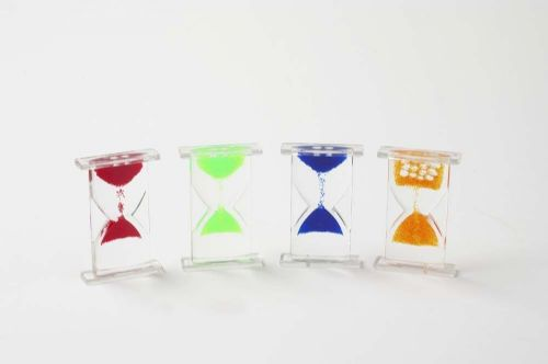 Small Sensory bubble Timer (1 or 4pk)